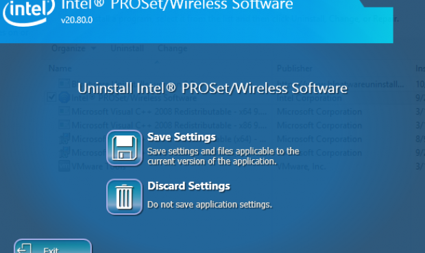 How to Remove Intel PRO/Wireless Driver, Uninstall any Bloatware on PC