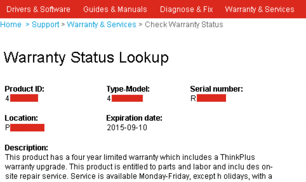 How to Properly Uninstall Lenovo Warranty Information