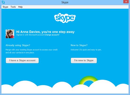 remove Skype
