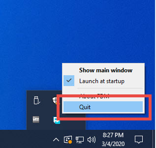 quit_Free_Download_Manager