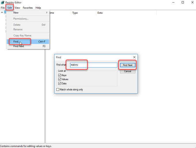 remove RealVNC leftovers