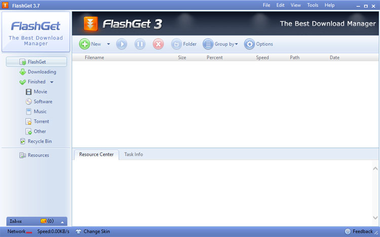 Uninstall FlashGet