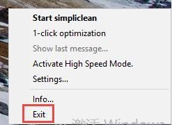 quit-simpliclean
