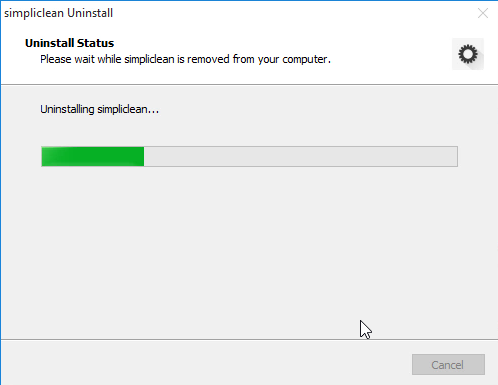 remove-simpliclean-in-windows-3